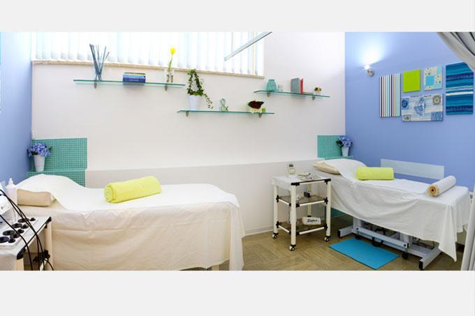 Sala fisioterapia - Carisma