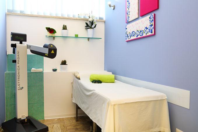 Sala massaggi fisiocarisma